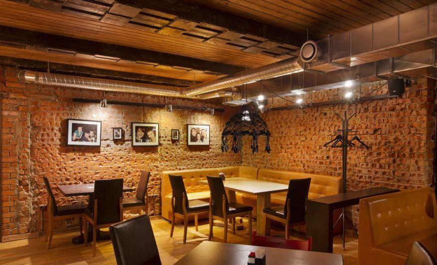Социальное Кафе Город на Парке Победы (Город.Social Cafe) фото 1