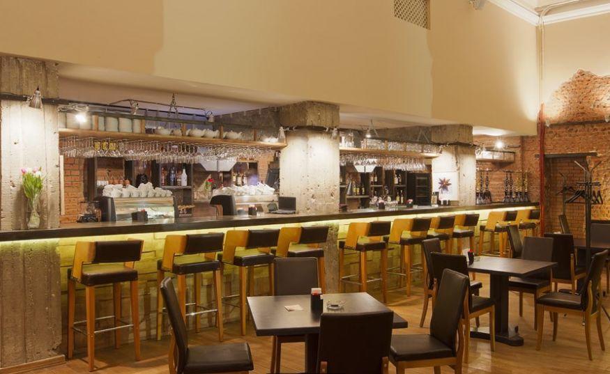 Социальное Кафе Город на Парке Победы (Город.Social Cafe) фото 45