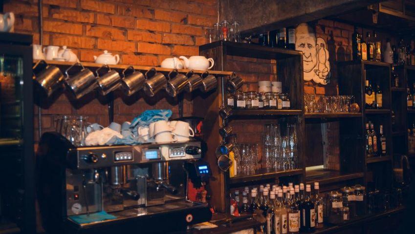 Социальное Кафе Город на Парке Победы (Город.Social Cafe) фото 46