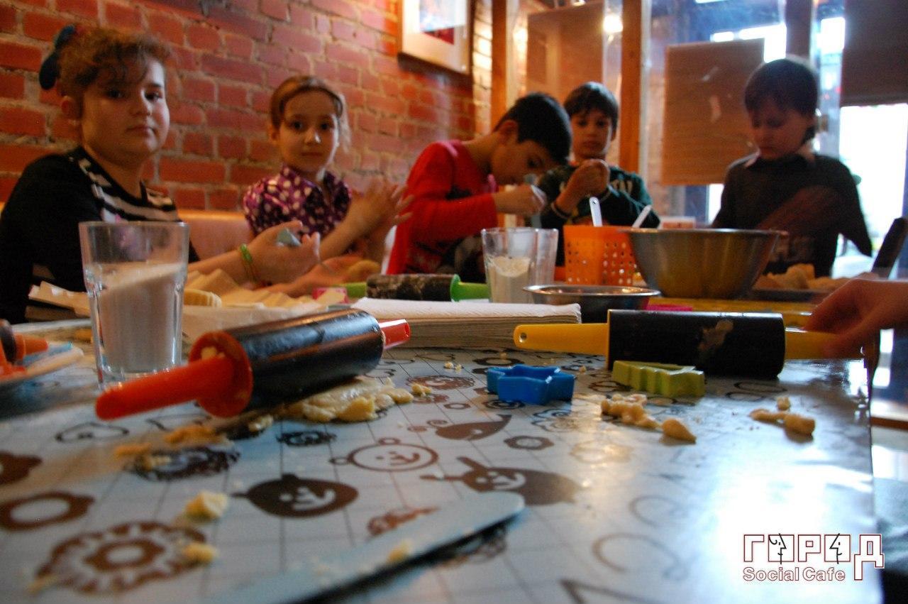 Социальное Кафе Город на Парке Победы (Город.Social Cafe) фото 58