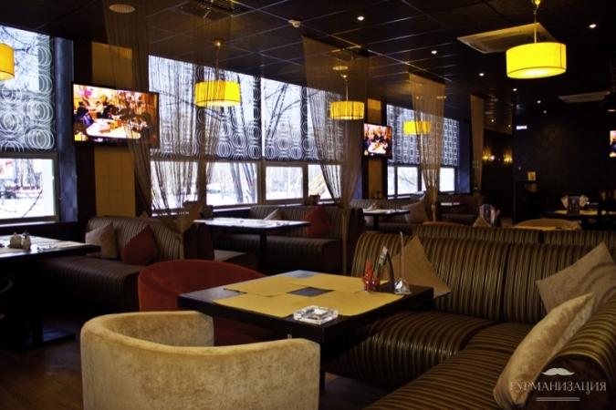 Ресторан Территория на Рязанском проспекте (Territoriya) фото 5