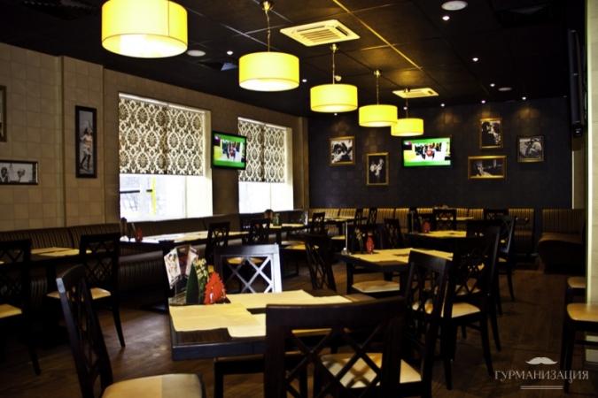 Ресторан Территория на Рязанском проспекте (Territoriya) фото 7