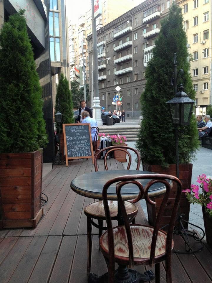 Винный ресторан La Bottega на Белорусской (Ла Боттега) фото 9