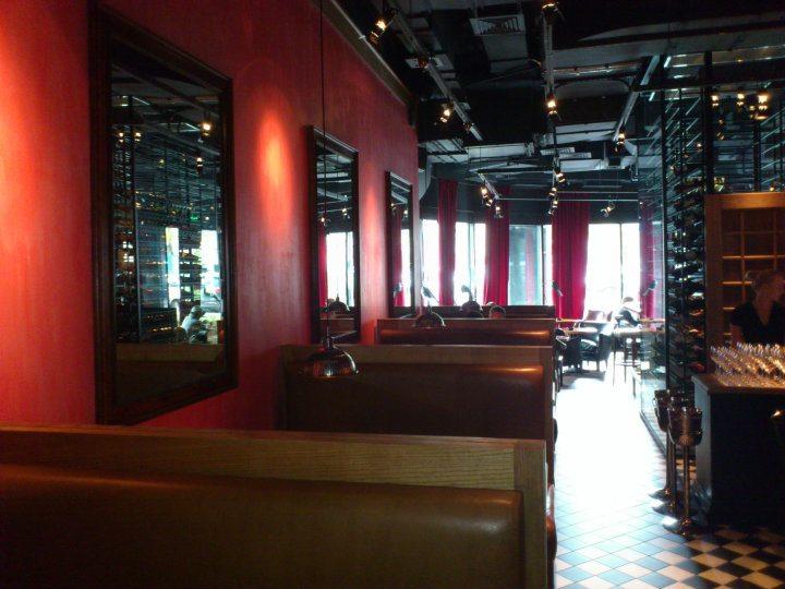 Винный ресторан La Bottega на Белорусской (Ла Боттега) фото 16