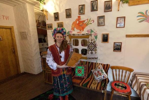 Корчма Тарас Бульба на Моховой (Боровицкая) фото 11