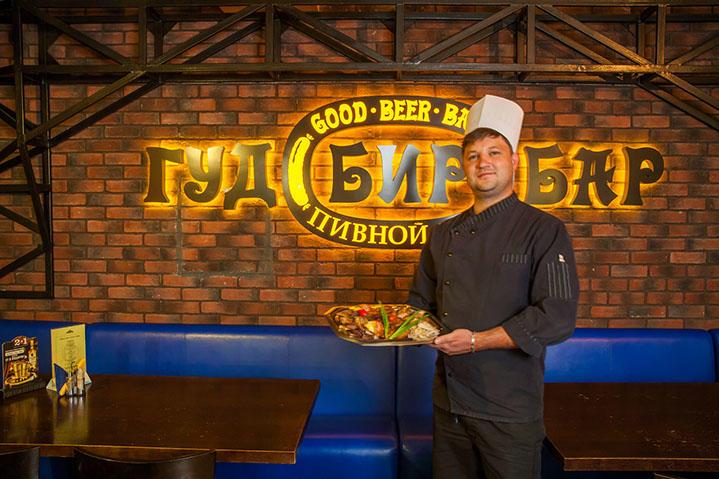 Пивной ресторан Good Beer Bar на Динамо (Гуд Бир Бар) фото 13