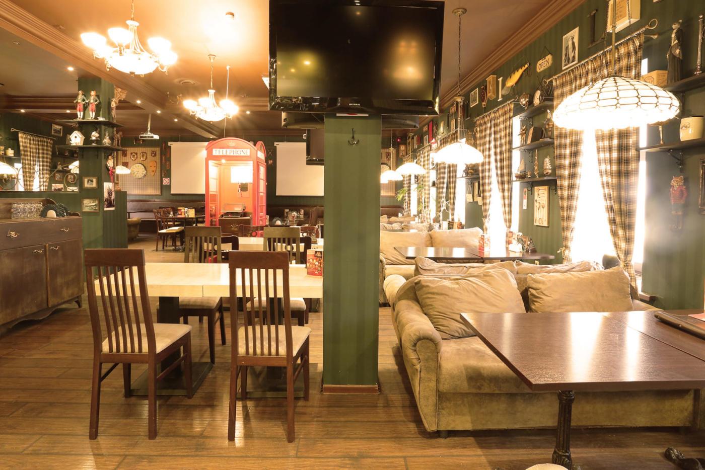 Английский Пивной ресторан London Time Pub на Таганке (Лондон Тайм Паб) фото 2