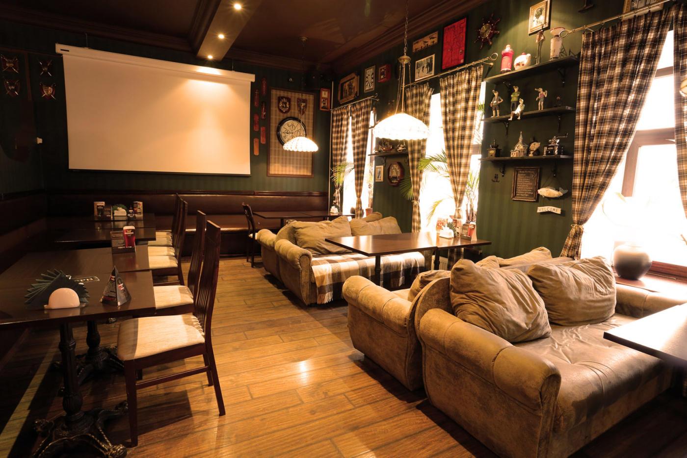 Английский Пивной ресторан London Time Pub на Таганке (Лондон Тайм Паб) фото