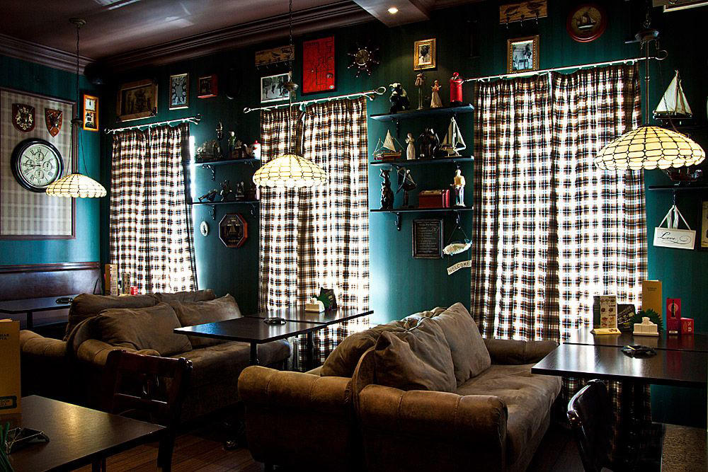 Английский Пивной ресторан London Time Pub на Таганке (Лондон Тайм Паб) фото 6
