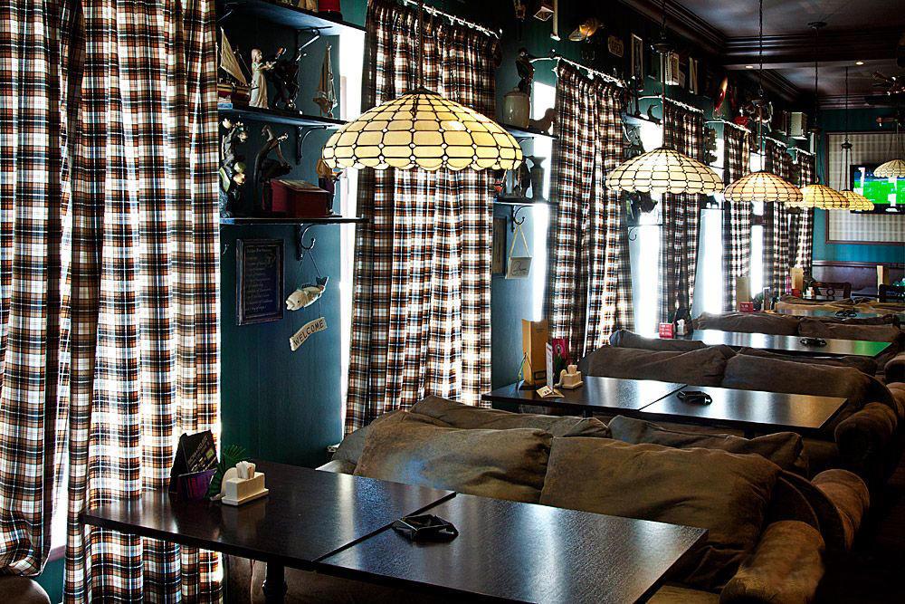 Английский Пивной ресторан London Time Pub на Таганке (Лондон Тайм Паб) фото 7