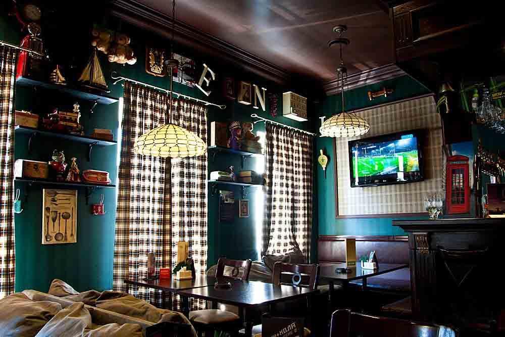 Английский Пивной ресторан London Time Pub на Таганке (Лондон Тайм Паб) фото 9