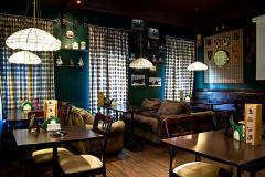 Английский Пивной ресторан London Time Pub на Таганке (Лондон Тайм Паб) фото 11