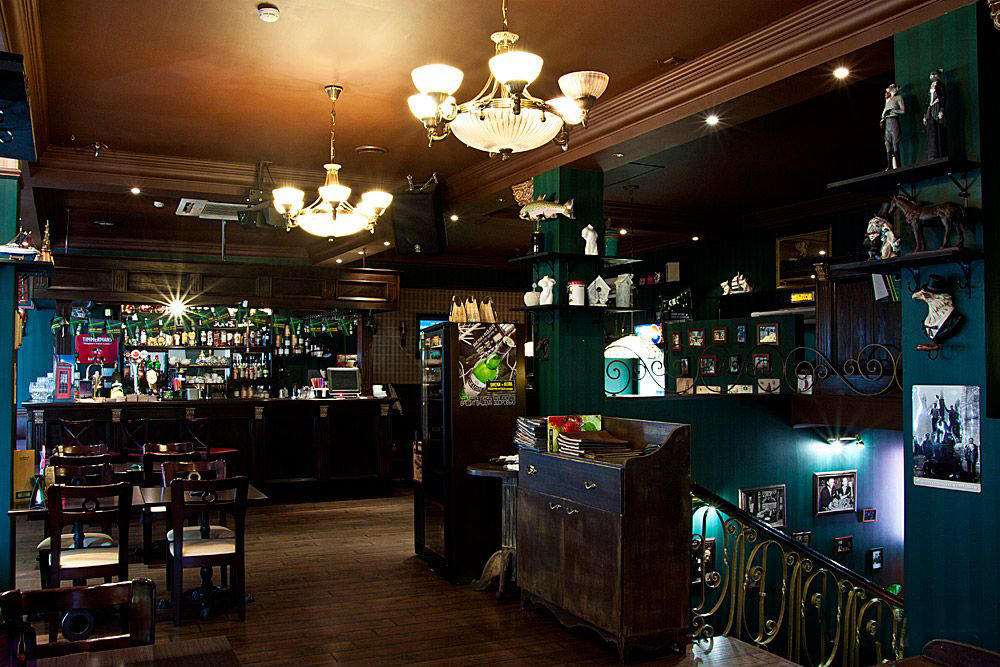 Английский Пивной ресторан London Time Pub на Таганке (Лондон Тайм Паб) фото 13