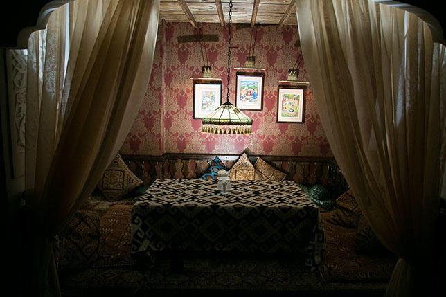 Ресторан Хайям на Тверской-Ямской фото 19