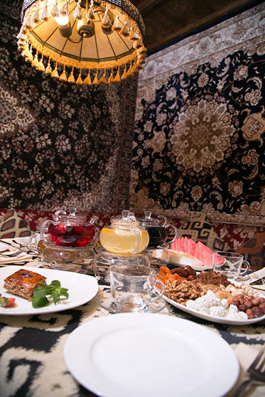 Ресторан Хайям на Тверской-Ямской фото 13