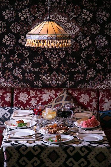 Ресторан Хайям на Тверской-Ямской фото 12