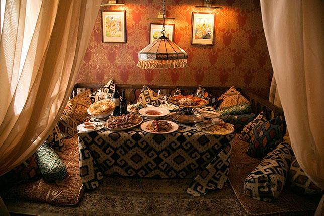 Ресторан Хайям на Тверской-Ямской фото