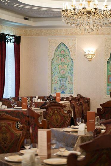 Ресторан Хайям на Тверской-Ямской фото 6