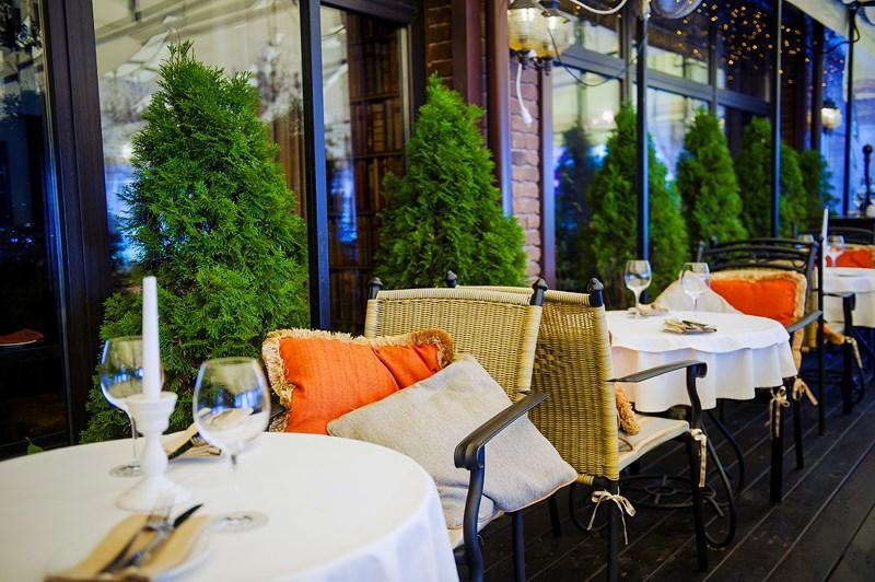 Итальянский Ресторан IL Camino на Красных воротах (Иль Камино) фото 6