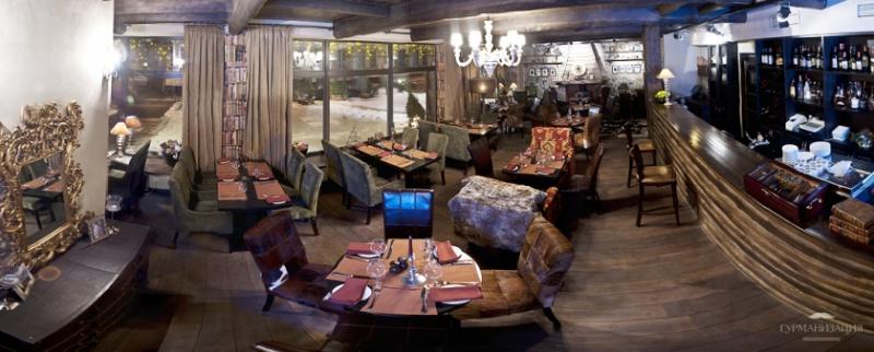 Итальянский Ресторан IL Camino на Красных воротах (Иль Камино) фото 1