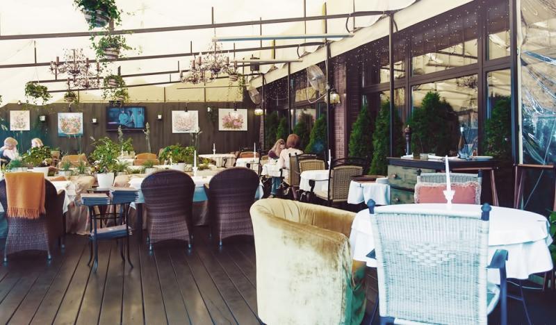 Итальянский Ресторан IL Camino на Красных воротах (Иль Камино) фото 8