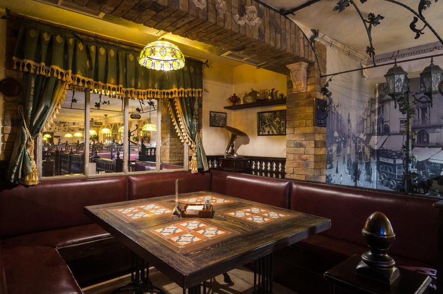 Ресторан Столыпин фото 4