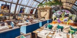 Панорамный Ресторан White Rabbit (Вайт Рэббит / Белый кролик) фото 8