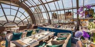 Панорамный Ресторан White Rabbit (Вайт Рэббит / Белый кролик) фото 7
