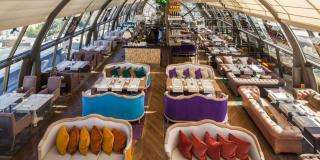 Панорамный Ресторан White Rabbit (Вайт Рэббит / Белый кролик) фото 5
