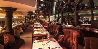 Панорамный Ресторан White Rabbit (Вайт Рэббит / Белый кролик) фото 13