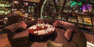 Панорамный Ресторан White Rabbit (Вайт Рэббит / Белый кролик) фото 14