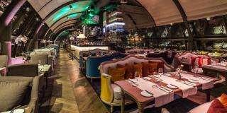 Панорамный Ресторан White Rabbit (Вайт Рэббит / Белый кролик) фото 15