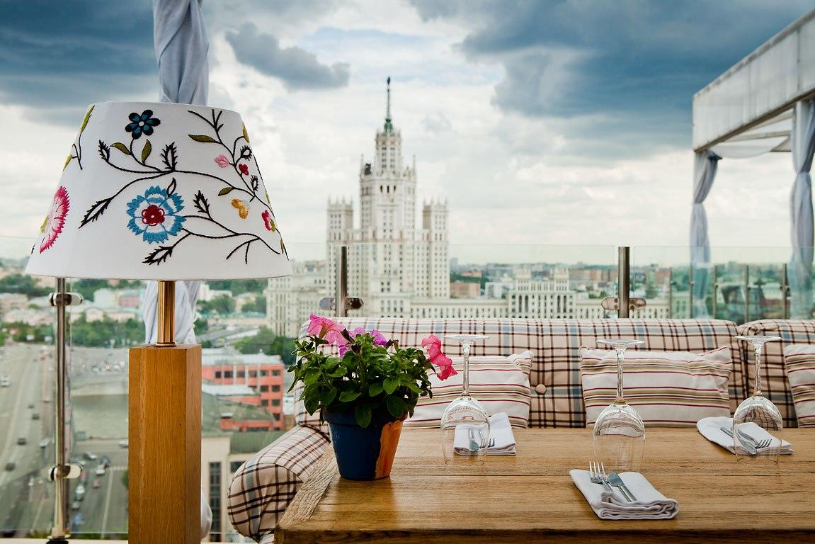 Панорамный Ресторан Карлсон (РИЦ) фото