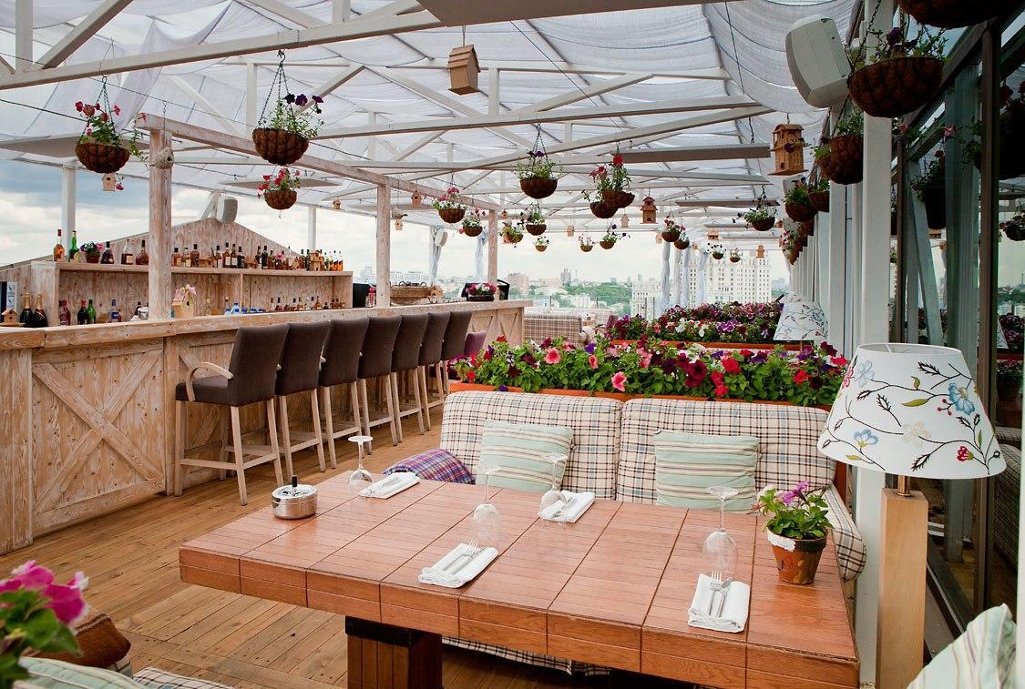 Панорамный Ресторан Карлсон (РИЦ) фото 17