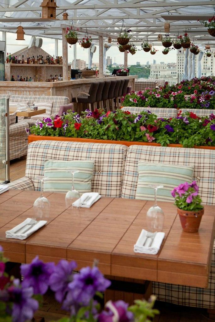 Панорамный Ресторан Карлсон (РИЦ) фото 18