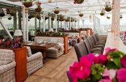 Панорамный Ресторан Карлсон (РИЦ) фото 30