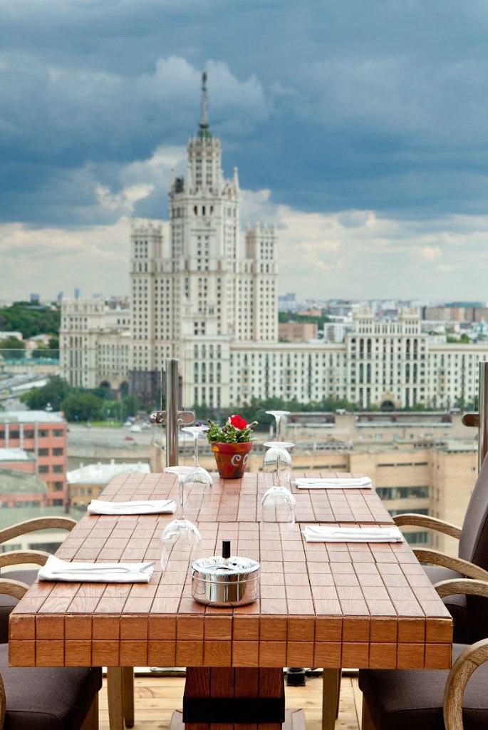 Панорамный Ресторан Карлсон (РИЦ) фото 32