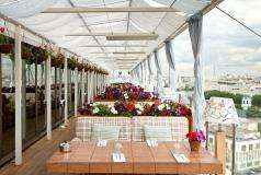 Панорамный Ресторан Карлсон (РИЦ) фото 20