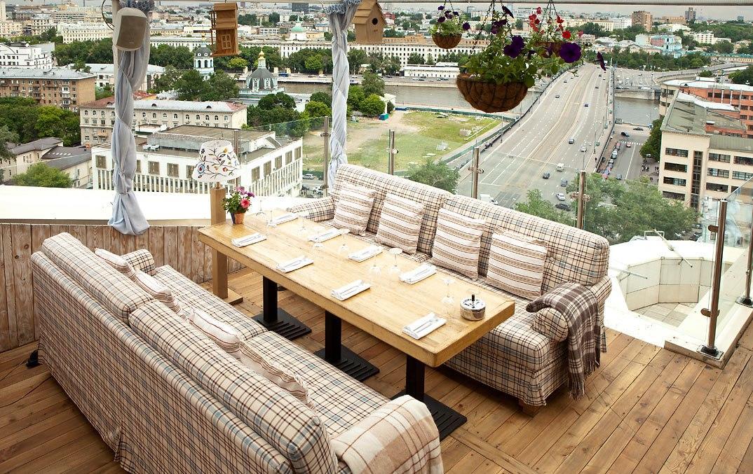 Панорамный Ресторан Карлсон (РИЦ) фото 35