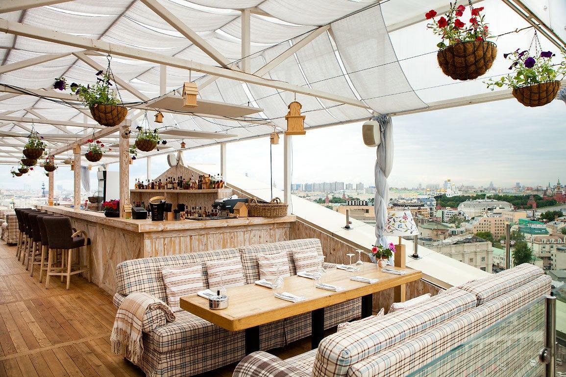 Панорамный Ресторан Карлсон (РИЦ) фото 37