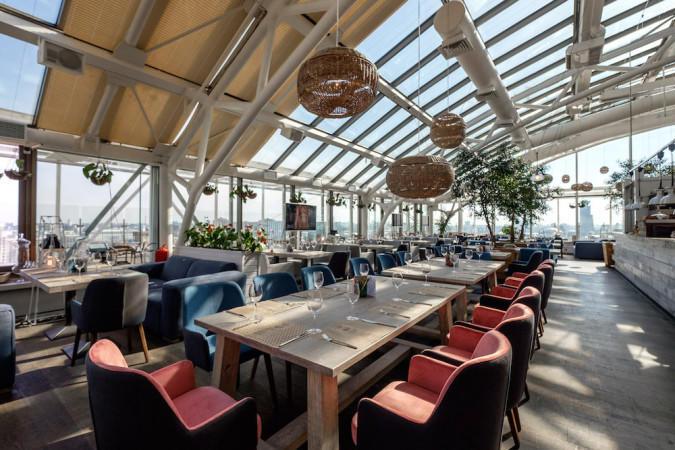Панорамный Ресторан Карлсон (РИЦ) фото 39