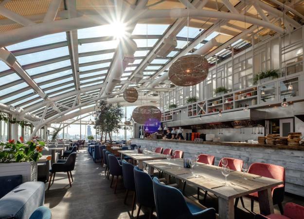 Панорамный Ресторан Карлсон (РИЦ) фото 40