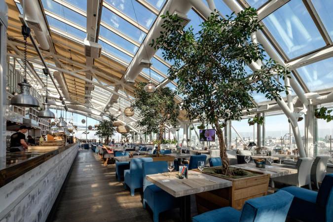 Панорамный Ресторан Карлсон (РИЦ) фото 42