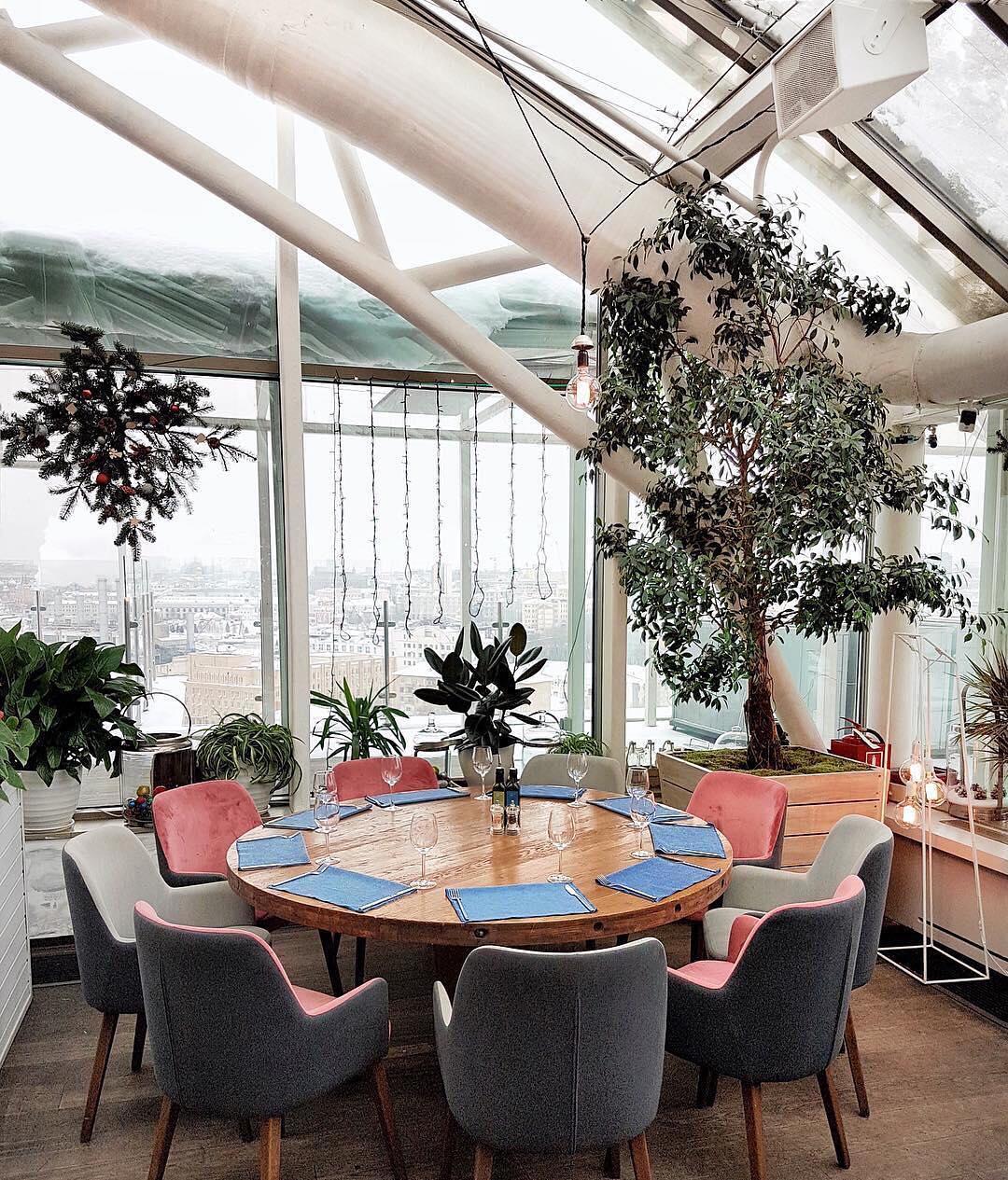 Панорамный Ресторан Карлсон (РИЦ) фото 2