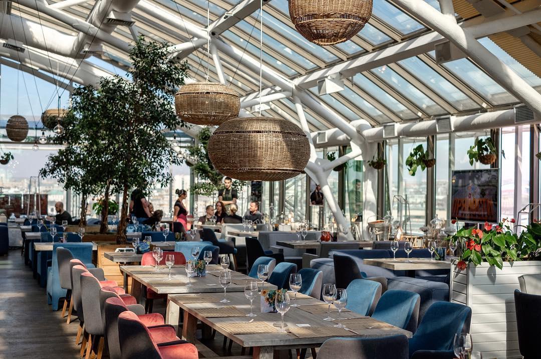 Панорамный Ресторан Карлсон (РИЦ) фото 3