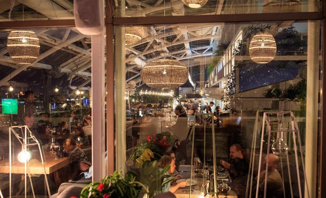 Панорамный Ресторан Карлсон (РИЦ) фото 9