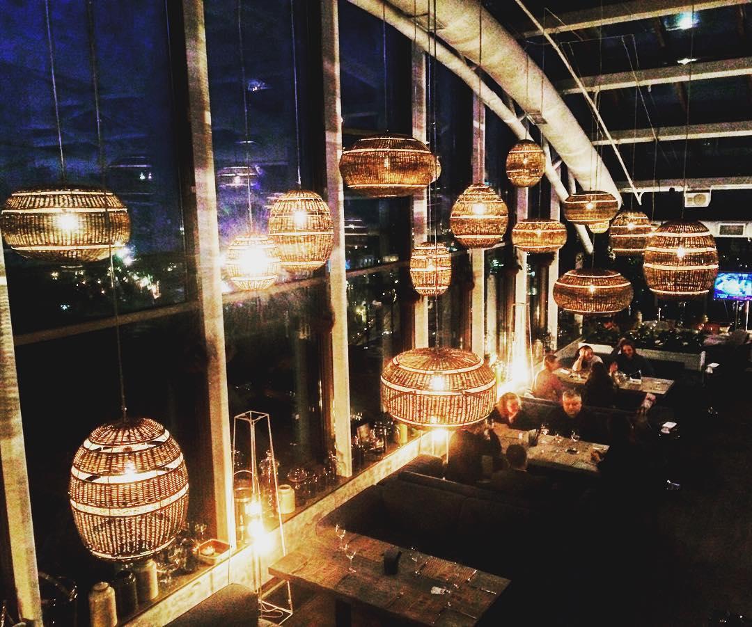 Панорамный Ресторан Карлсон (РИЦ) фото 10