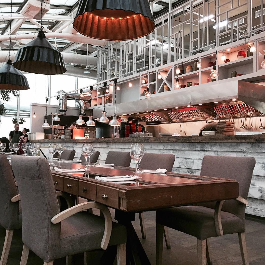 Панорамный Ресторан Карлсон (РИЦ) фото 11