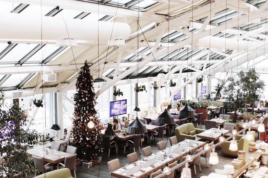 Панорамный Ресторан Карлсон (РИЦ) фото 4