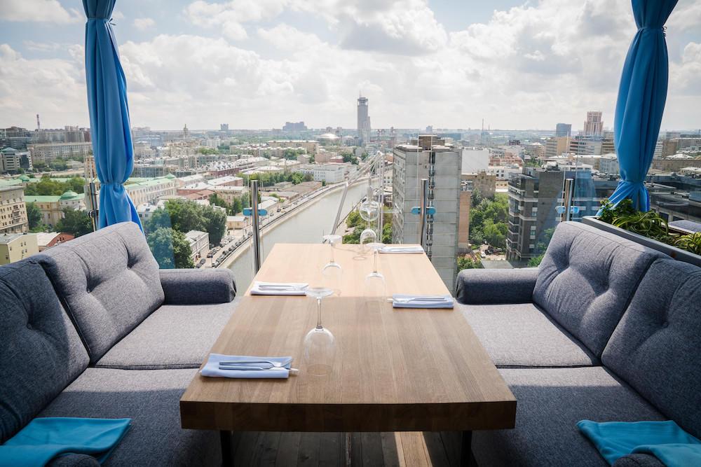 Панорамный Ресторан Карлсон (РИЦ) фото 5